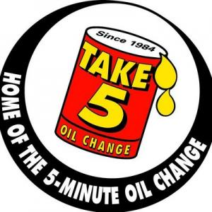 Take 5 Oil Change Promo Codes